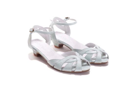 3fd3b61d2357 SALE 15% OFF Womens Mint Strappy Sandals