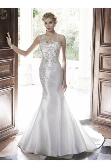 Mariage - Maggie Sottero Bridal Gown Wanda / 5MW064