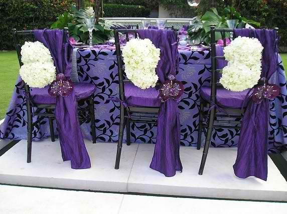 Mariage - Radiant Orchid & Purple Wedding Inspiration
