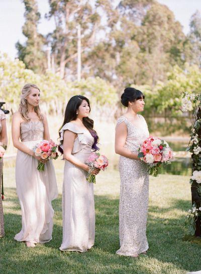Wedding - Peony-Filled Spring Garden Wedding
