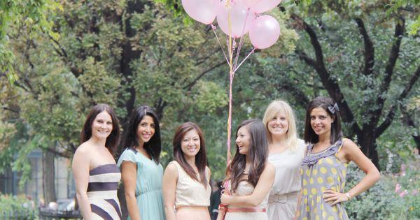 Свадьба - 6 Ways To Ask Your Bridesmaids