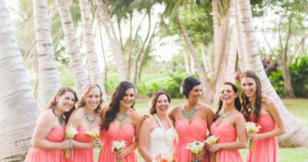 Mariage - Colorful Spring Maui Wedding