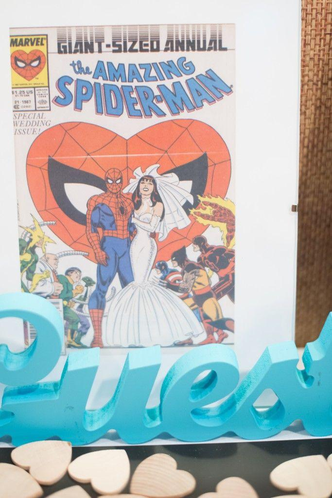 Свадьба - Hindu Fusion & Marvel Comic Wedding Video