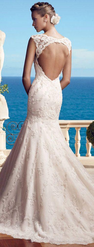 زفاف - Casablanca Bridal Spring 2015