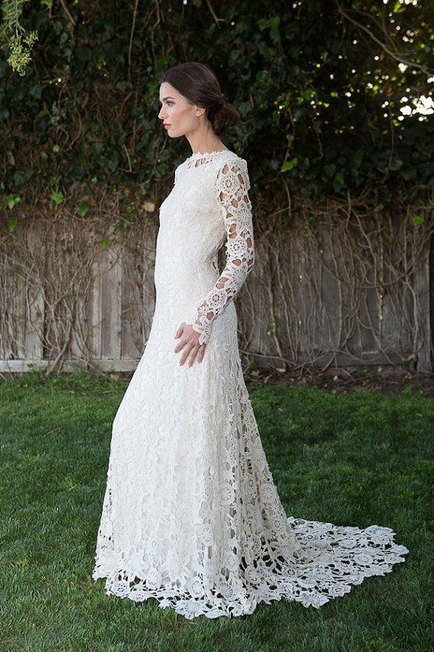 b4cecdf9d05e9 Dress - 20 Gorgeous Wedding Dresses Under $1000 #2217292 - Weddbook