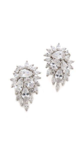 Свадьба - Waterfall Earrings
