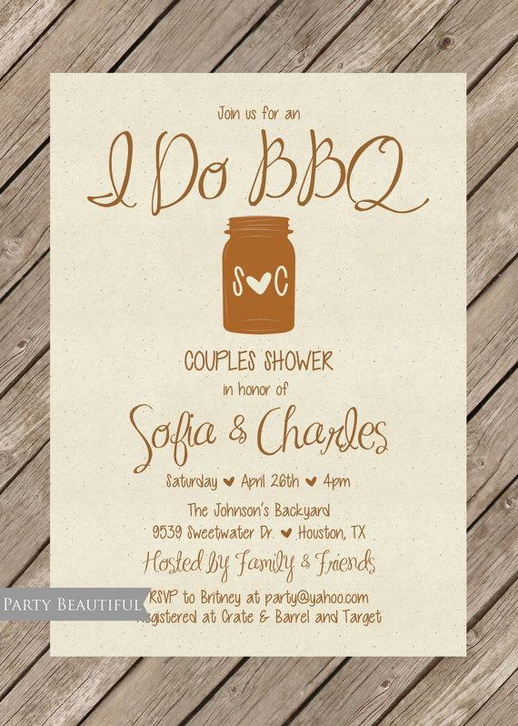 Do Bbq Invite Printable Party Invitations Ideas