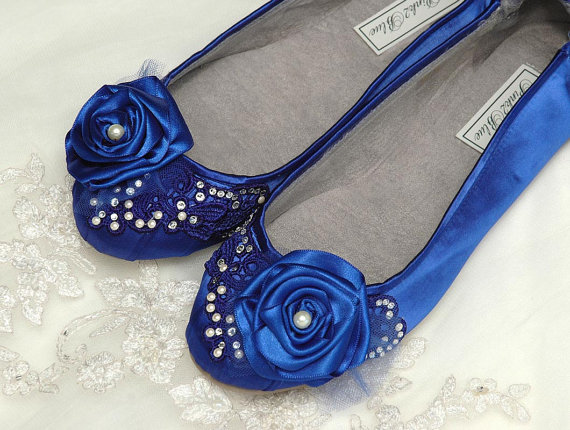 Wedding Shoes - Ballet Flats f150c872c