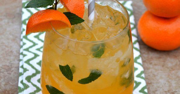 Hochzeit - Clementine Mojitos