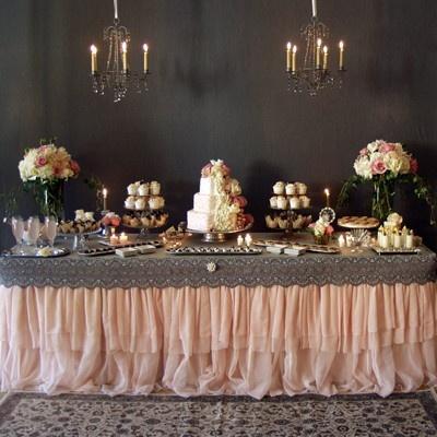 Wedding - Wedding Dessert Table