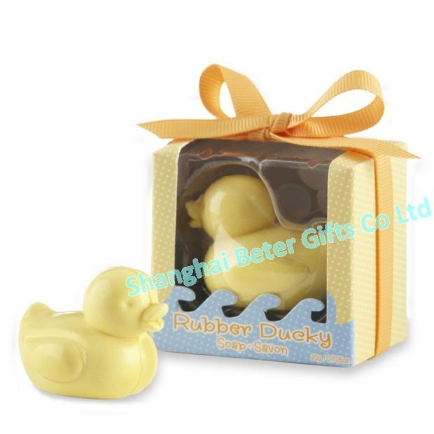 Mariage - Baptism Party Rubber Ducky Soap Car Interior Decor XZ006