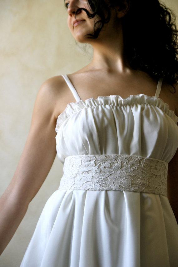 Mariage - Wedding Sash, Bridal Sash, Lace Sash, Bridal Accessories, Sash belt, Wedding accessories, Ivory Belt, Bridal Belt, Wedding Gift idea, women