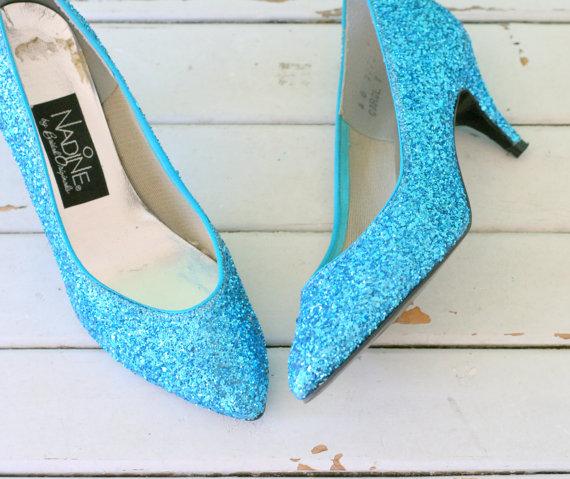 Diy Glitter Shoes Uk
