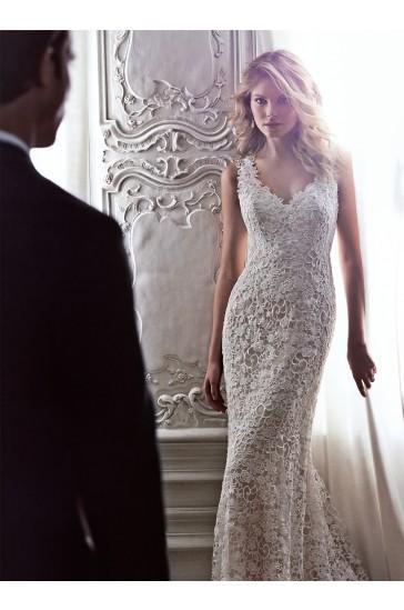 Mariage - Maggie Sottero Bridal Gown Breanna / 5MT075