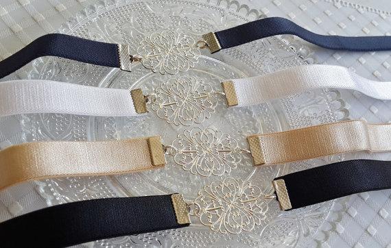 زفاف - Bridal waist belt -silver buckle- bridal silver belt- bridesmaids belt- wedding elastic skinny belt- cocktail dress- stretch light belt-sash