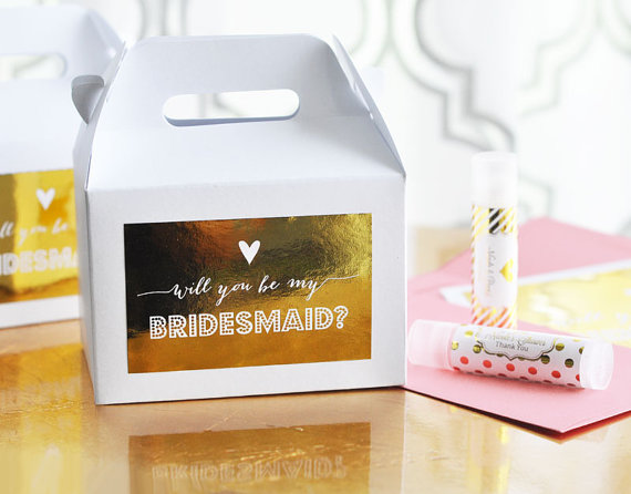 Will You Be My Bridesmaid Will You Be My Bridesmaid Box