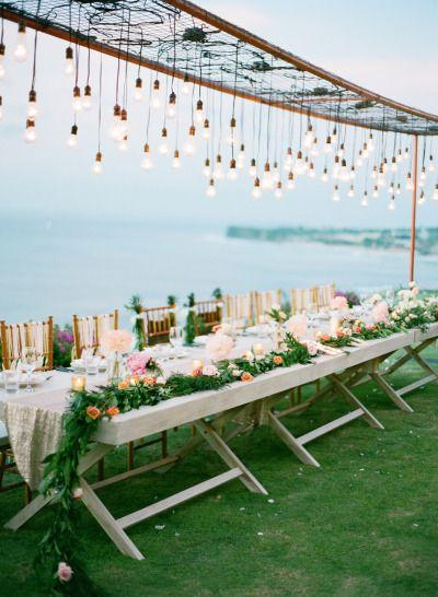 Wedding - Romantic Cliff-top Wedding By The Sea In Bali