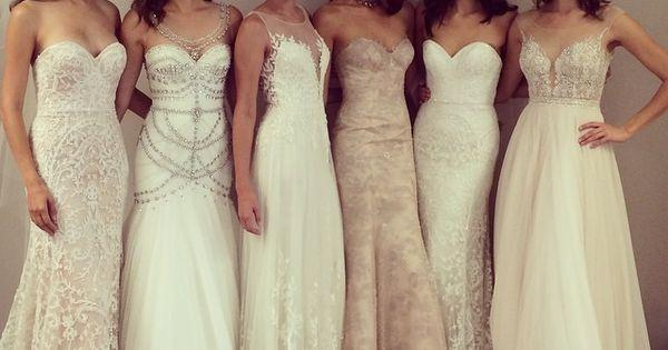 Свадьба - Hot New Gowns From The Chicago Bridal Runway Shows