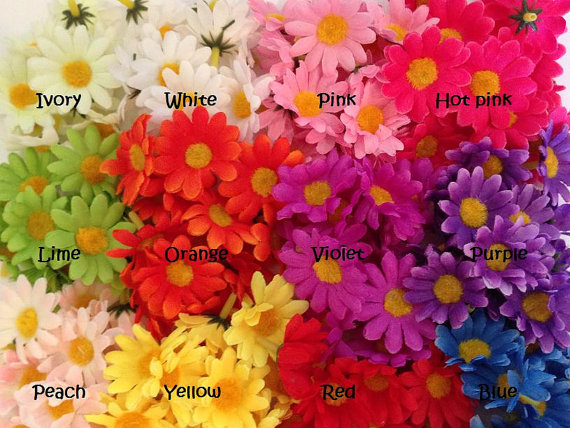 24 mini silk gerbera daisies 175 artificial flowers wholesale lot 24 mini silk gerbera daisies 175 artificial flowers wholesale lot mightylinksfo