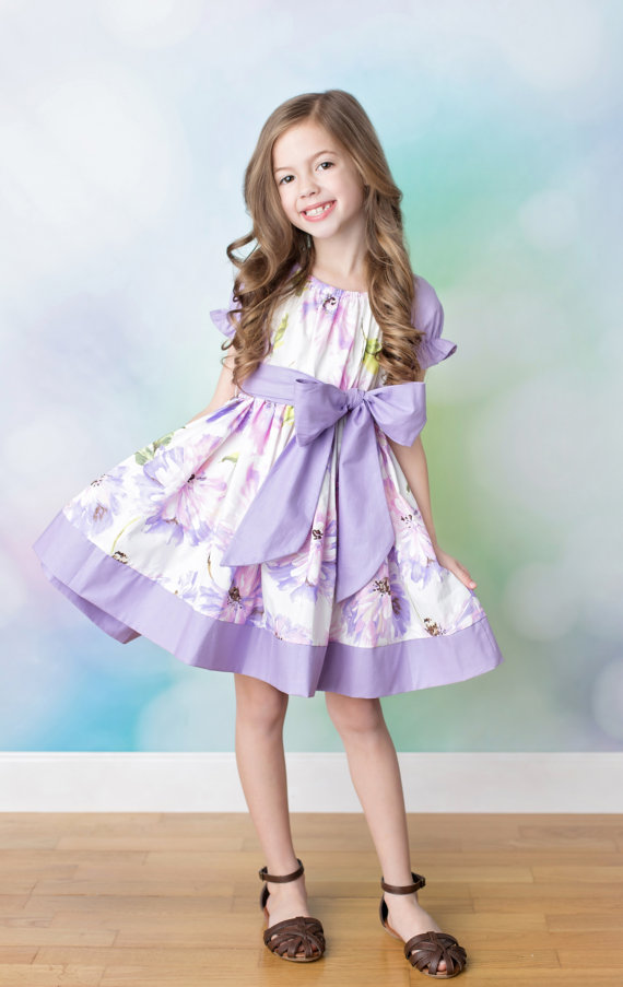 Girl's Easter Dresses & Spring Dresses Our beautiful Easter dresses were made to capture the soft, girly colors of spring. Our collection of Easter dresses for girls and Easter clothing are perfect for visiting the Easter Bunny, an Easter egg hunt, or Easter brunch at church.