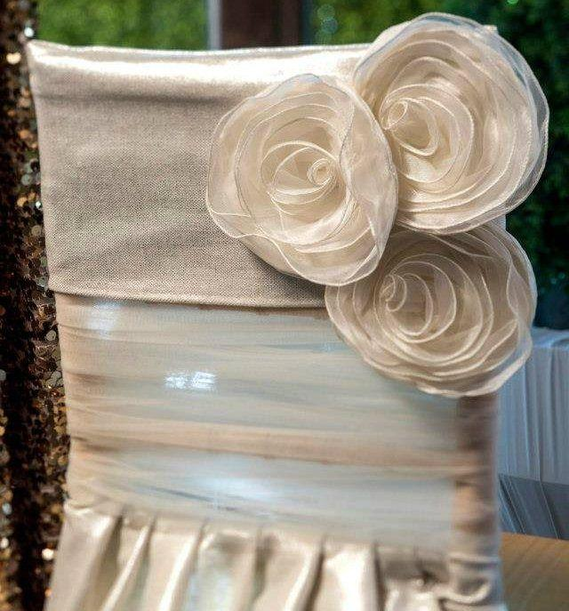 Mariage - Chair Covers