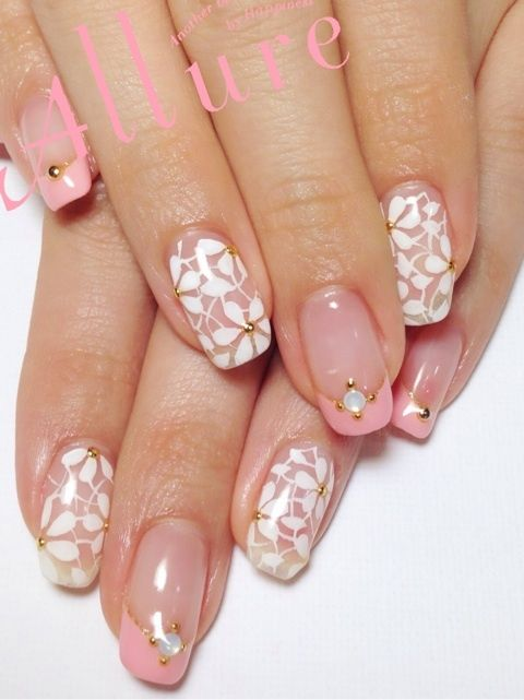 Wedding - Seasonal Nail Designs - New