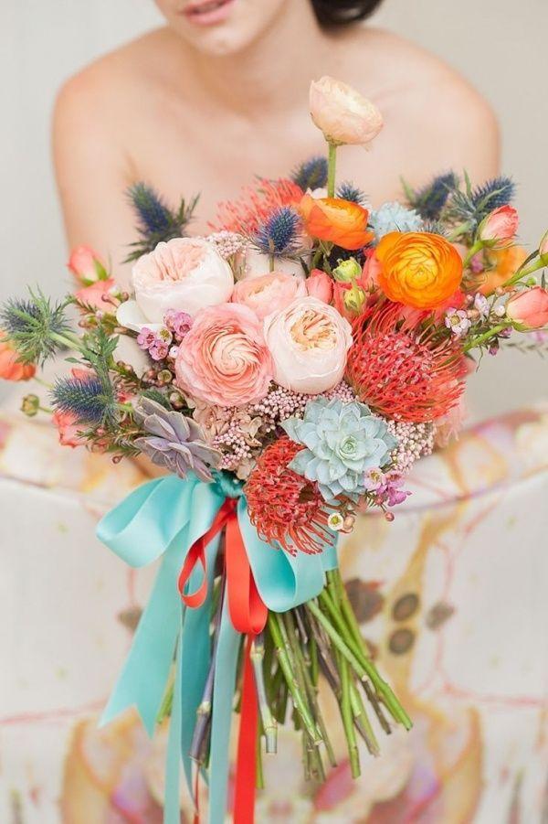 Wedding - The Best Wedding Bouquet Ideas Of 2014 - New