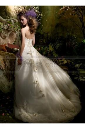 Wedding - Lazaro Wedding Dresses Style LZ3962