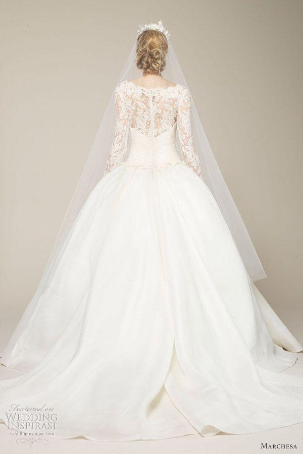 Mariage - Marchesa Bridal Spring 2013 Wedding Dresses