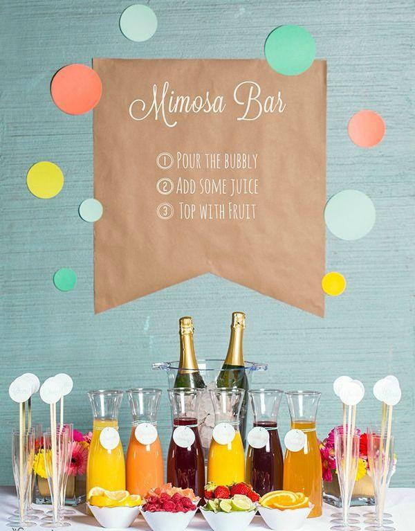 Mariage - Engagement Party Themes: Get The Party Started!