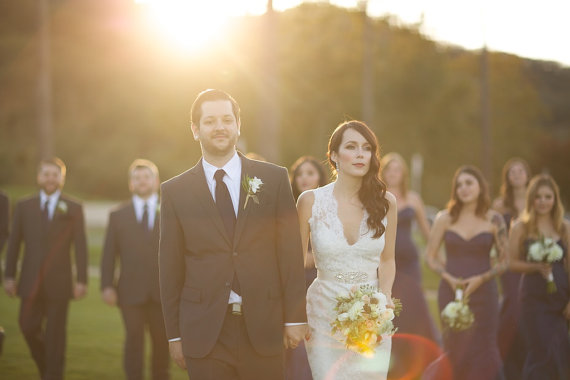 Hochzeit - Swarovski Rhinestone Pearl Wedding Sash - S6