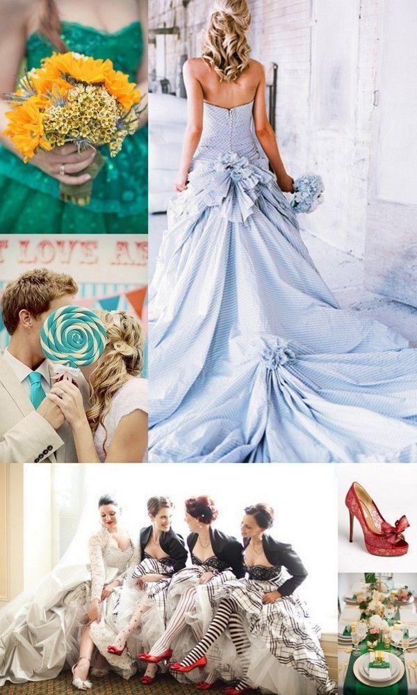 Mariage - Theme Wedding Ideas