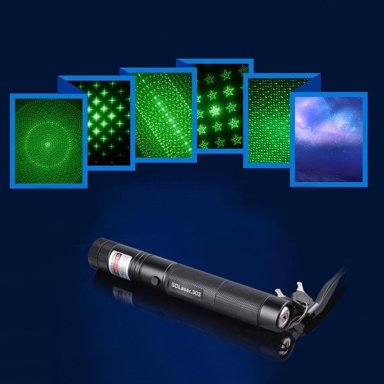 pointeur laser vert 5000mw 5 en 1 toiles surpuissant. Black Bedroom Furniture Sets. Home Design Ideas