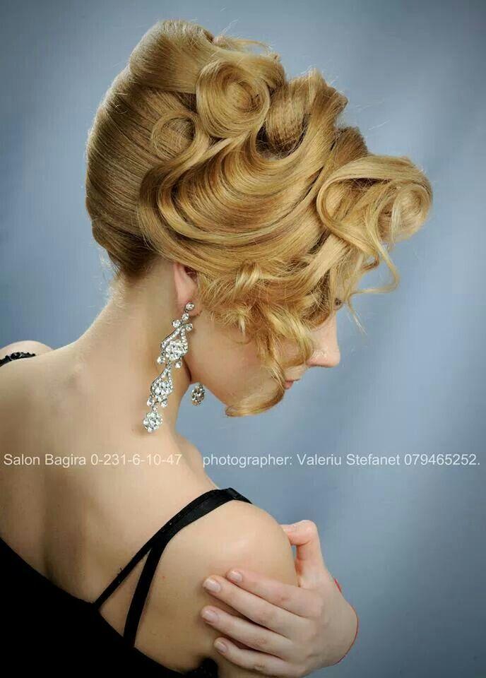 Свадьба - A Bridesmaid's Hair