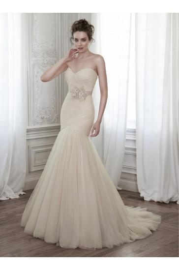 Mariage - Maggie Sottero Bridal Gown Lacey, Lacey Marie / 5MZ134
