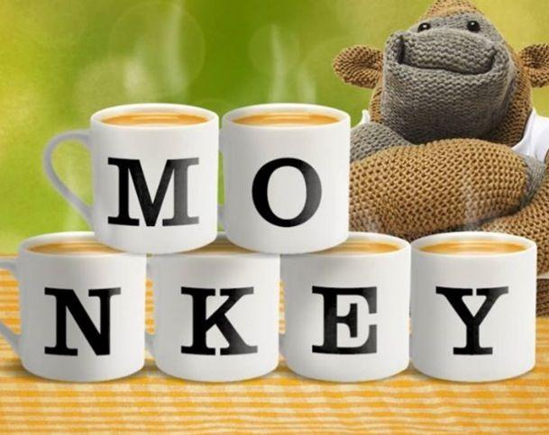 Wedding - PG Tips Monkey!