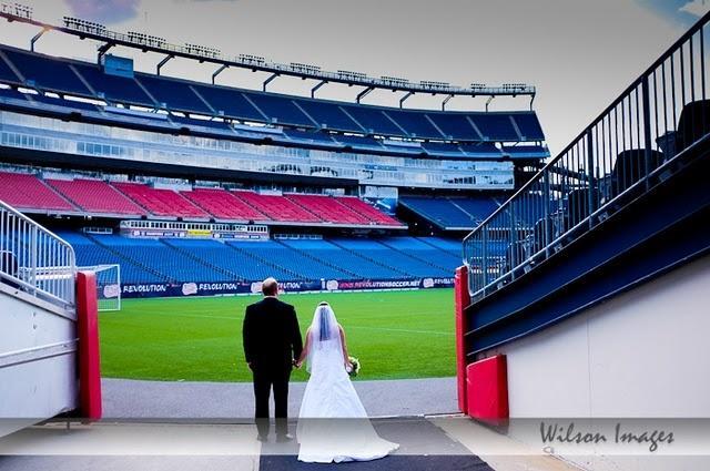 Свадьба - Gillette Stadium Special Events