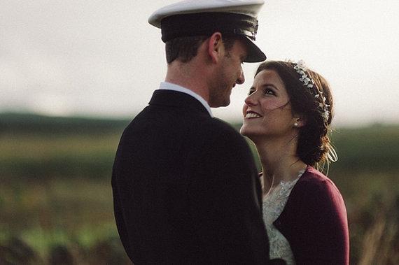 Wedding - rustic flower crown, bridal crown, Flower crown, rustic head wreath, wedding headband, bridal hair, wedding crown