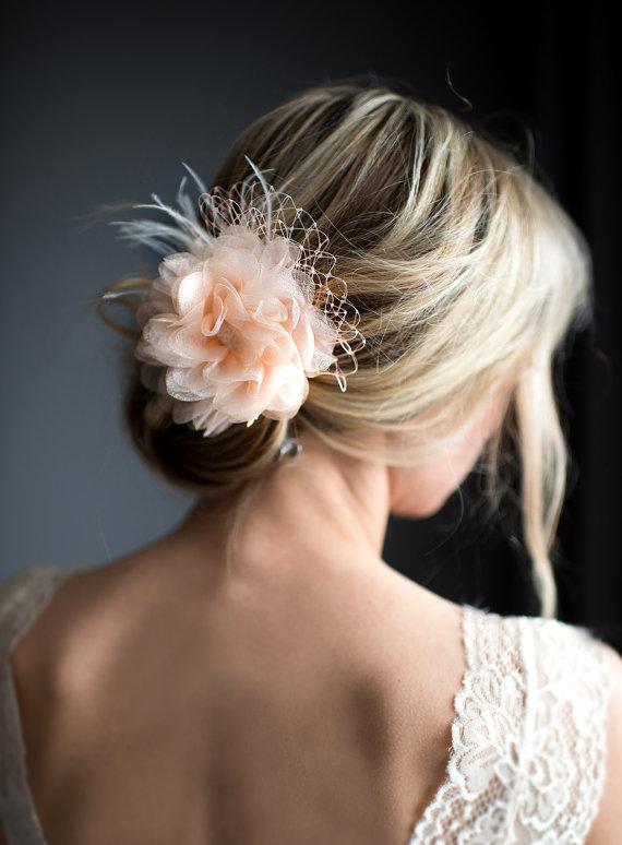 زفاف - Blush -  White
