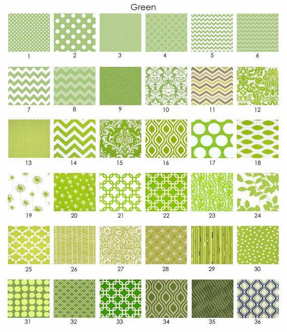 Свадьба - Bridesmaid Clutches Bridesmaid Gift Wedding Clutch Choose Your Fabric Green Set of 5