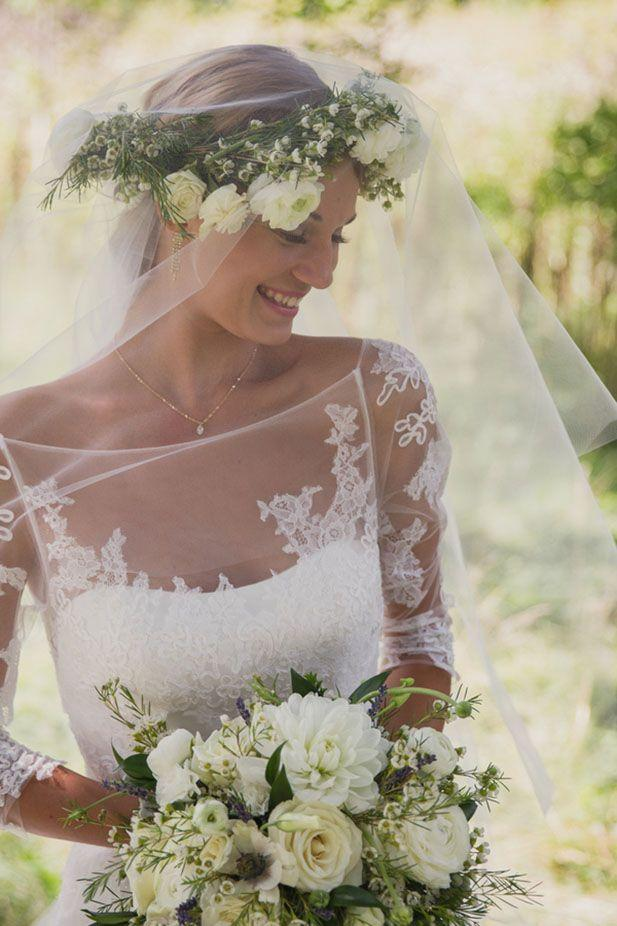 Mariage - Polish-British Wedding With Lace, Tea, And Pretty Blooms!