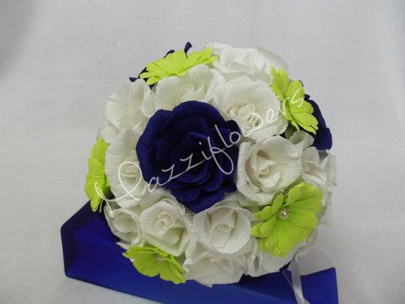 زفاف - Bridal bouquet,wedding bouquet,flower paper bouquet,paper flower bouquet,paper flower ,paper bouquet roses,