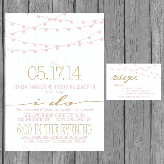 Woodland Wedding Invitations as great invitation ideas
