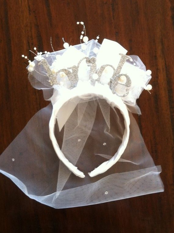 Wedding - Bride Headband
