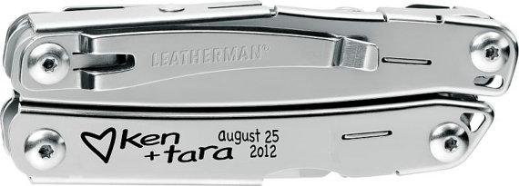 Hochzeit - Engraved Leatherman Wingman Multi Tool Groomsmen Gift - Father's Day Gift - Wedding Gift