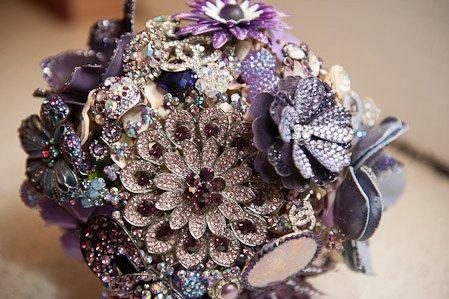 Wedding - Brooch Bouquet Deposit Custom