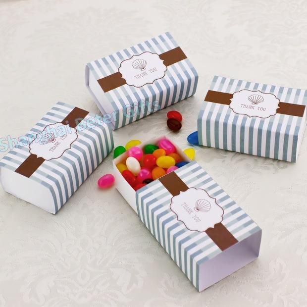 Свадьба - Communion Favor Box Party Presents BETER-TH035 Wedding Souvenirs