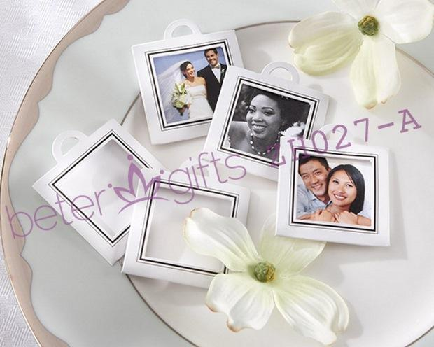 "Boda - ""Capture the Moments"" Photo frame tag"