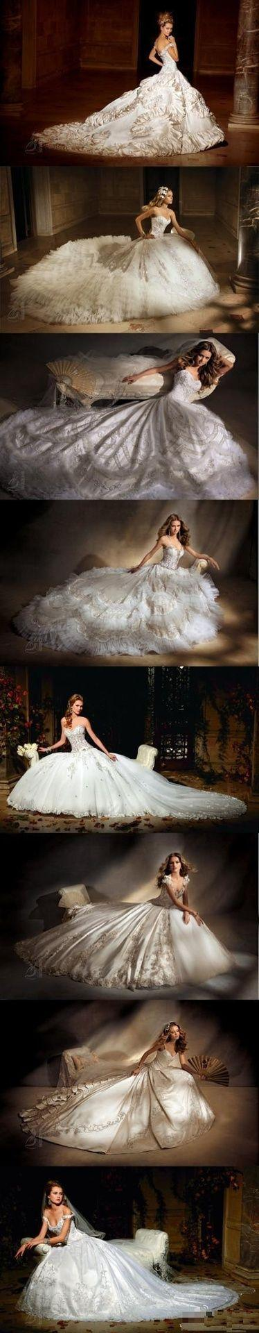 Mariage - Wedding Dresses From  2013   ❤️   2015. #1
