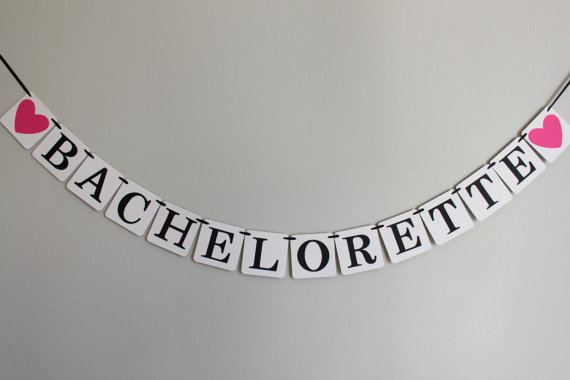 Lingerie Shower Banner